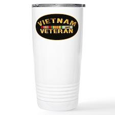Vietnam Veteran Travel Mug
