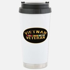 Vietnam Veteran Travel Mug