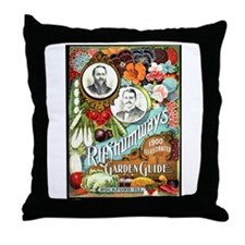 R.H. Shumway's Throw Pillow