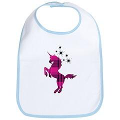 Unicorn Bib