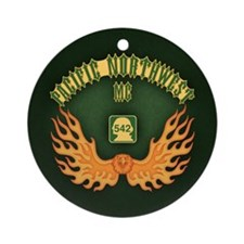PNW-542-MC Ornament (Round)