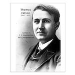 Thomas Edison: Hard Work of Genius Small Print