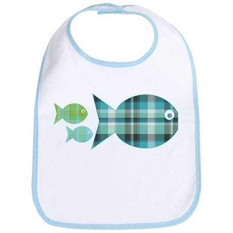 Fishies Bib