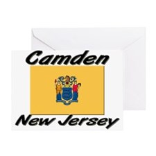 Camden New Jersey Greeting Card