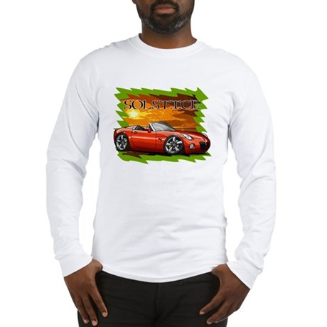 Red Solstice Convt Long Sleeve T-Shirt