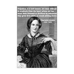Charlotte Bronte: Educate Mind (Posters Mini)