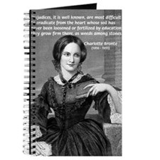 Novelist Charlotte Bronte Journal