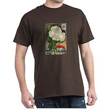 Climbing Rose Dark T-Shirt