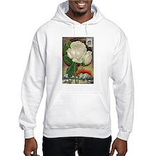 Climbing Rose Hooded Sweatshirt