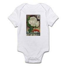 Climbing Rose Infant Bodysuit