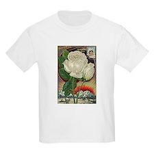 Climbing Rose Kids Light T-Shirt