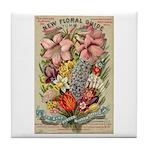 Conrad & Jones Co Tile Coaster