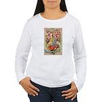 Conrad & Jones Co Women's Long Sleeve T-Shirt