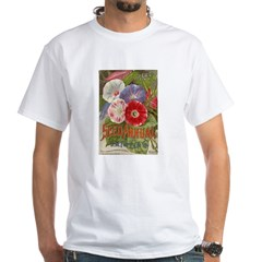 D.M. Ferry & Co. White T-Shirt
