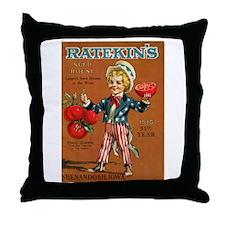 Ratekins Throw Pillow