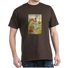 Green Nursery 1899 Dark T-Shirt