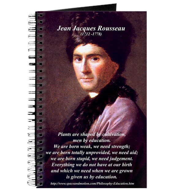the philosophies of jean jacques rousseau Jean jacques rousseau: philosophy of education quote & picture on posters, tshirts, clothing below you will find many products printed with a picture portrait and.