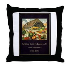 Simon & Louis Throw Pillow