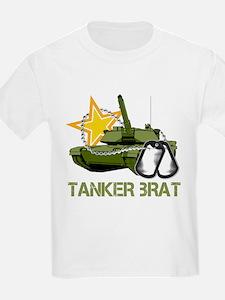 TANKER BRAT SHOP T-Shirt