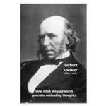 Evolutionist Herbert Spencer: Words & Thoughts