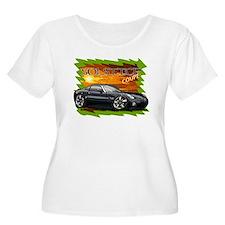 Black Solstice Coupe T-Shirt