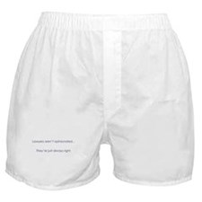 Always Right Boxer Shorts