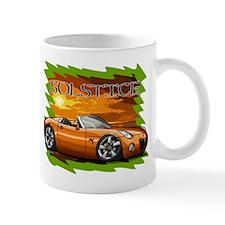 Burnt Orange Solstice Mug