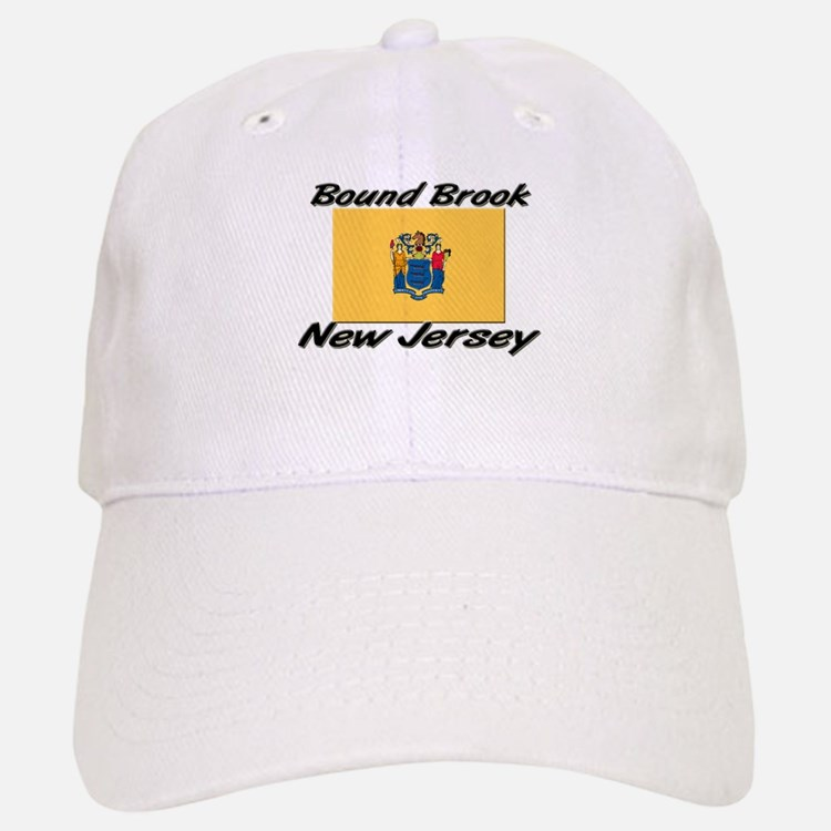 Bound Brook New Jersey Baseball Baseball Cap