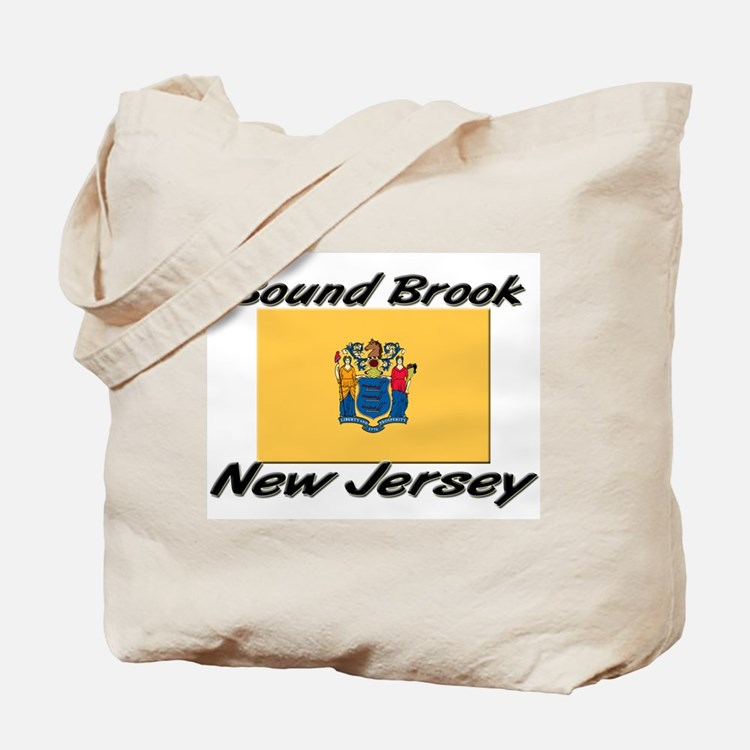 Bound Brook New Jersey Tote Bag