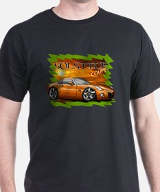 Burnt Orange Solstice Coupe T-Shirt
