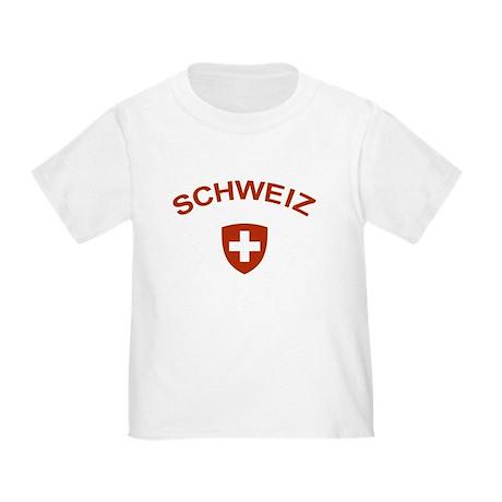 Switzerland Schweiz Toddler T-Shirt