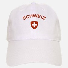 Switzerland Schweiz Baseball Baseball Cap