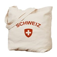 Switzerland Schweiz Tote Bag