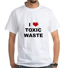 Real Genius: I Love Toxic Waste Shirt