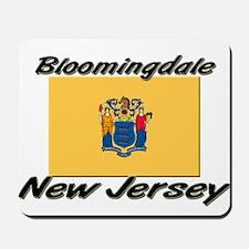Bloomingdale New Jersey Mousepad