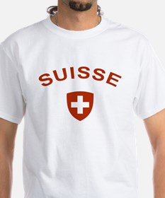 Switzerland suisse Shirt