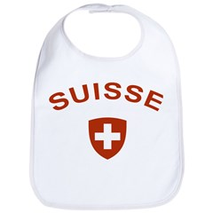 Switzerland suisse Bib