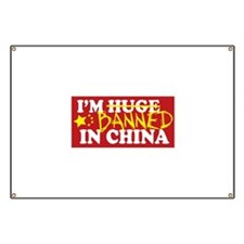 Banned in China Banner