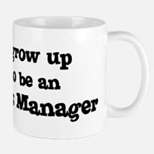 Be An Operations Manager Mug