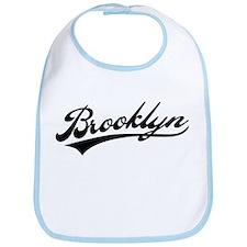 Brooklyn Baseball Logo Bib