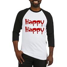 Happy Happy Joy Joy Baseball Jersey