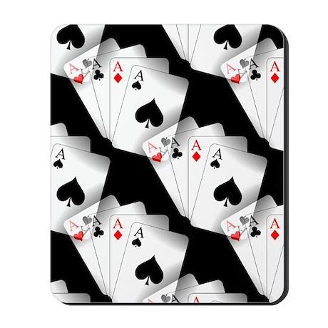 Poker Dreams Mousepad