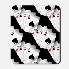 Poker Dreams Mousepad