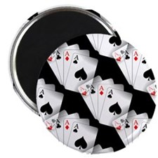 Poker Dreams Magnet