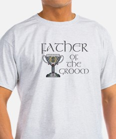 Celtic Father Groom T-Shirt