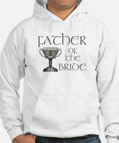 Celtic Father Bride Hoodie