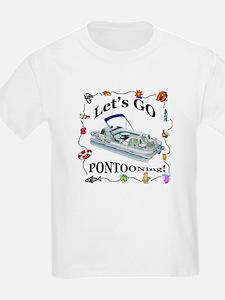 Pontoon Kids T-Shirt