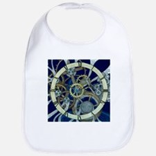Cogs and Gears Bib