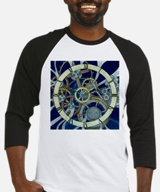 Cogs and Gears Baseball Jersey