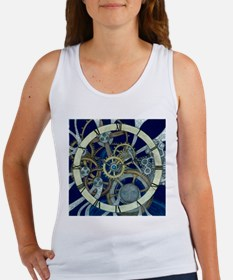 Cogs and Gears Women's Tank Top